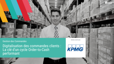 Digitalisation des commandes clients - La clé d'un cycle Order-to-cash performant