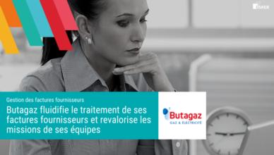 Butagaz fluidifie le traitement de ses factures fournisseurs et revalorise les missions de ses équipes - Blog de la Démat'
