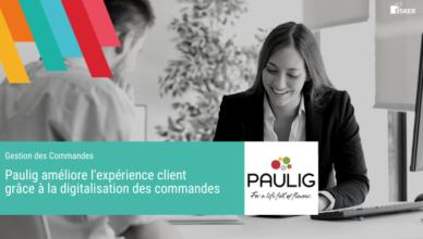 Paulig améliore l'expérience client grâce à la digitalisation des commandes - Blog de la Demat